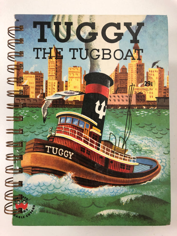 Tuggy the Tugboat-Red Barn Collections
