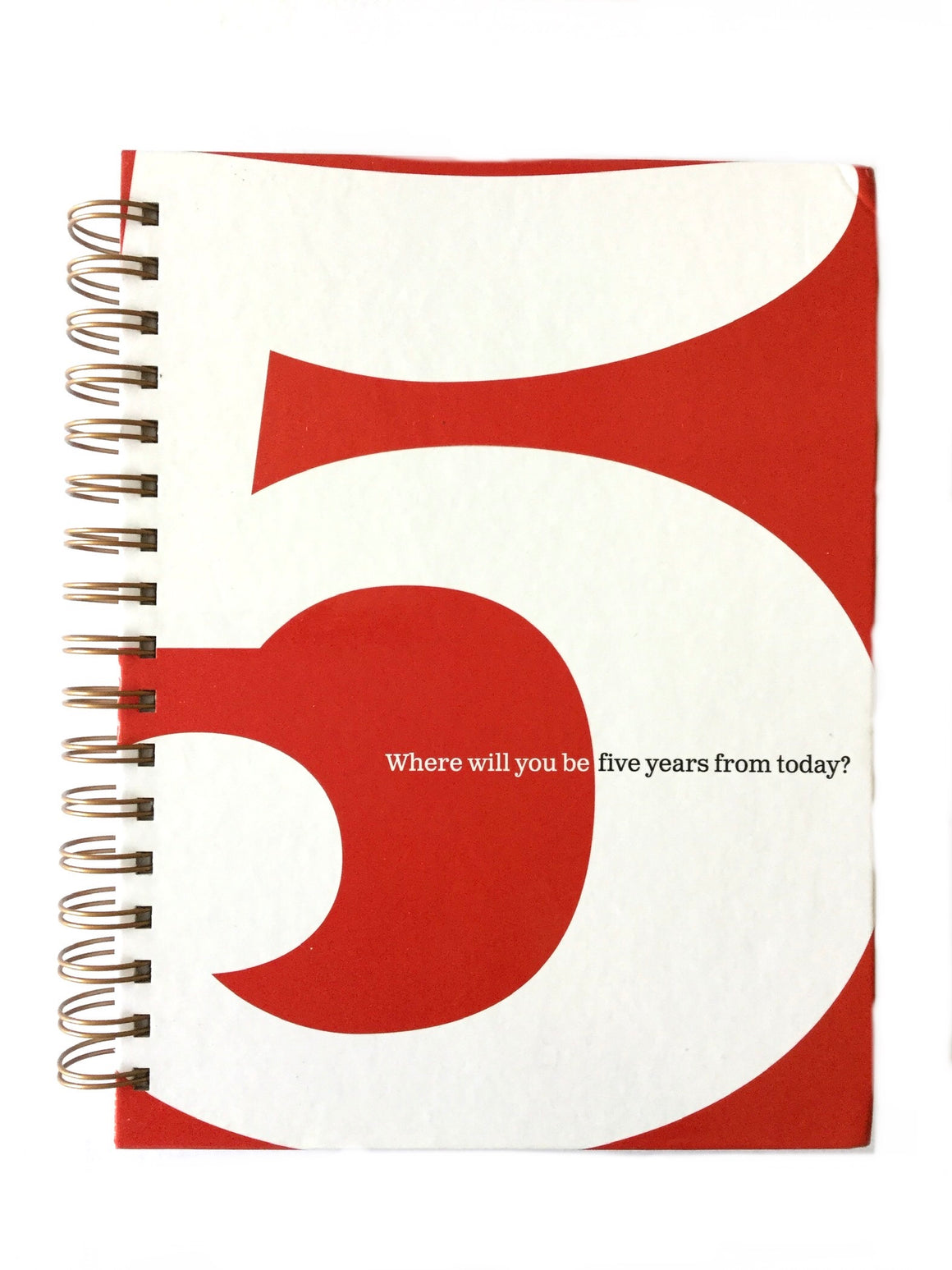 Where Will You Be Five Years From Today?-Red Barn Collections