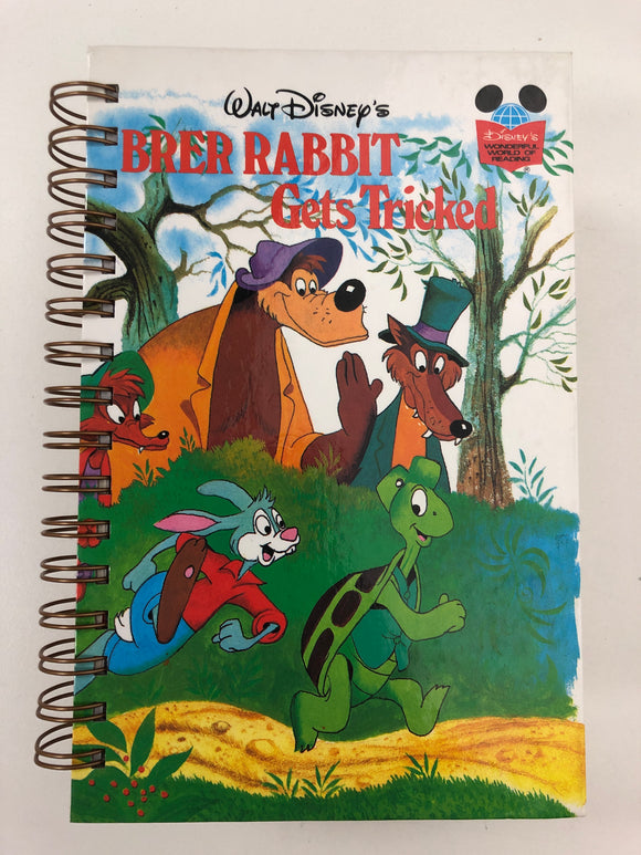 Brer Rabbit Gets Tricked-Red Barn Collections