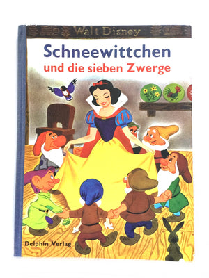 Snow White- German-Red Barn Collections