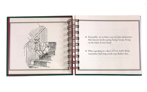 Pooh's Little Instruction Book Journal-Red Barn Collections