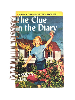 Nancy Drew #07 - The Clue in the Diary-Red Barn Collections