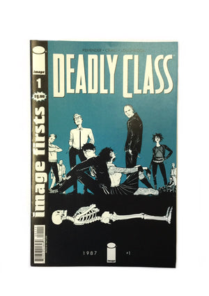 Deadly Class-Red Barn Collections