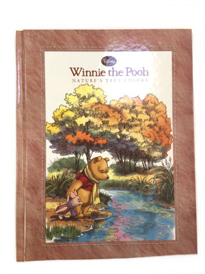 Winnie The Pooh- Nature's True Colors-Red Barn Collections