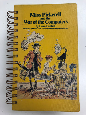 Miss Pickerell and the War of the Computers-Red Barn Collections