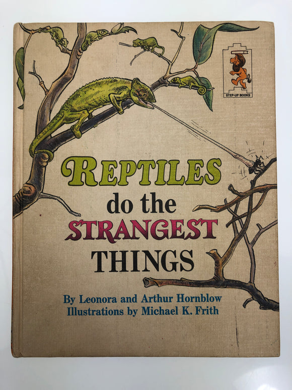 Reptiles do the Strangest Things-Red Barn Collections