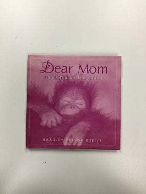 Dear Mom thank you for everything-Red Barn Collections