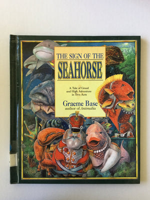 The Sign of the Seahorse-Red Barn Collections