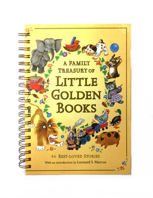 A Family Treasury of Little Golden Books-Red Barn Collections