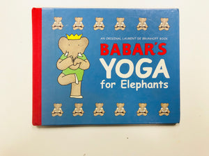 Babar's Yoga for Elephants-Red Barn Collections