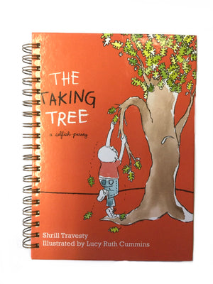 The Taking Tree - A selfish Parody-Red Barn Collections
