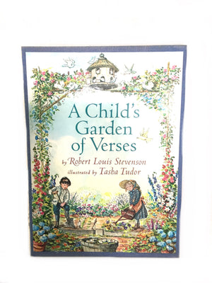 A Child's Garden of Verses-Red Barn Collections