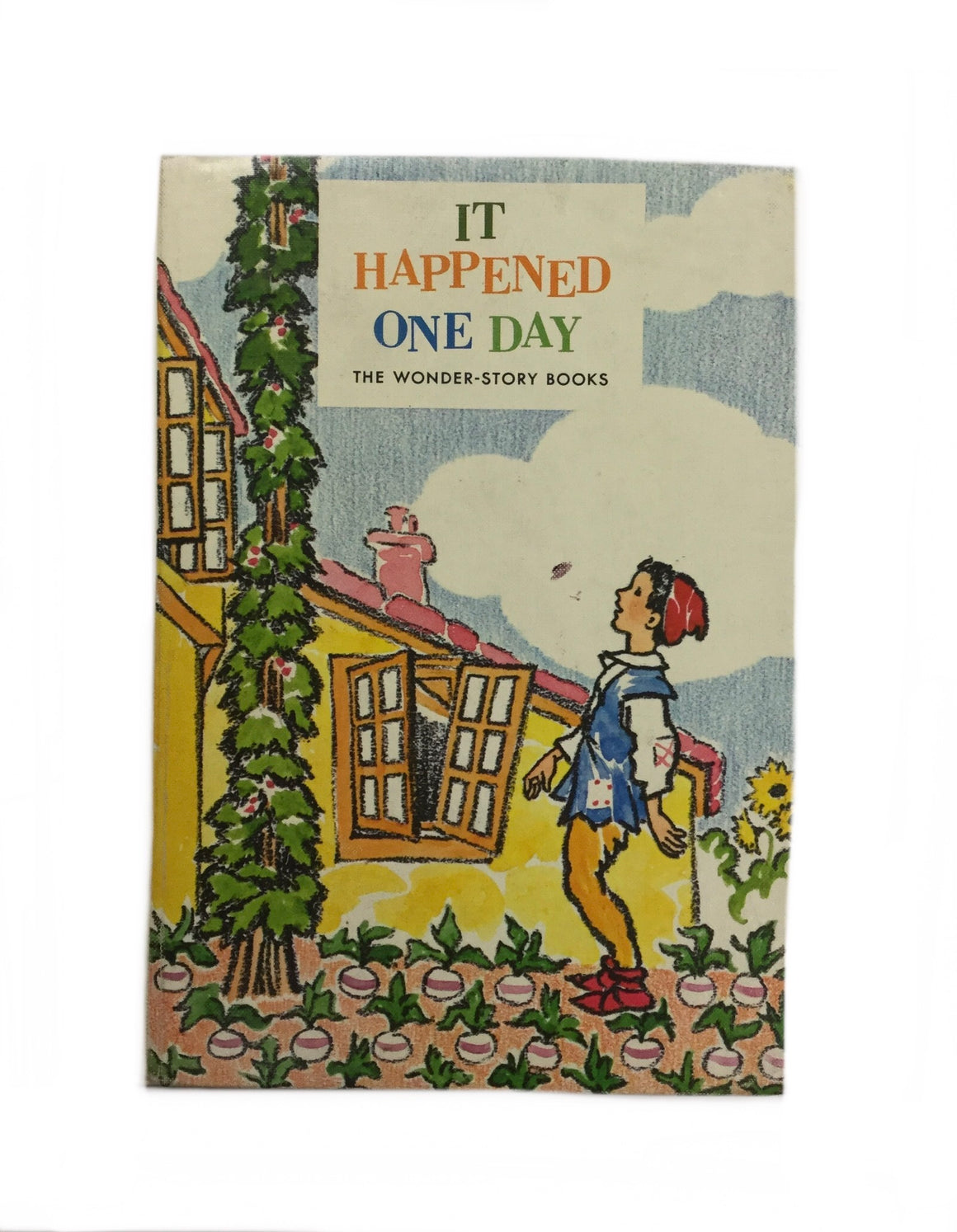 It Happened One Day-Red Barn Collections