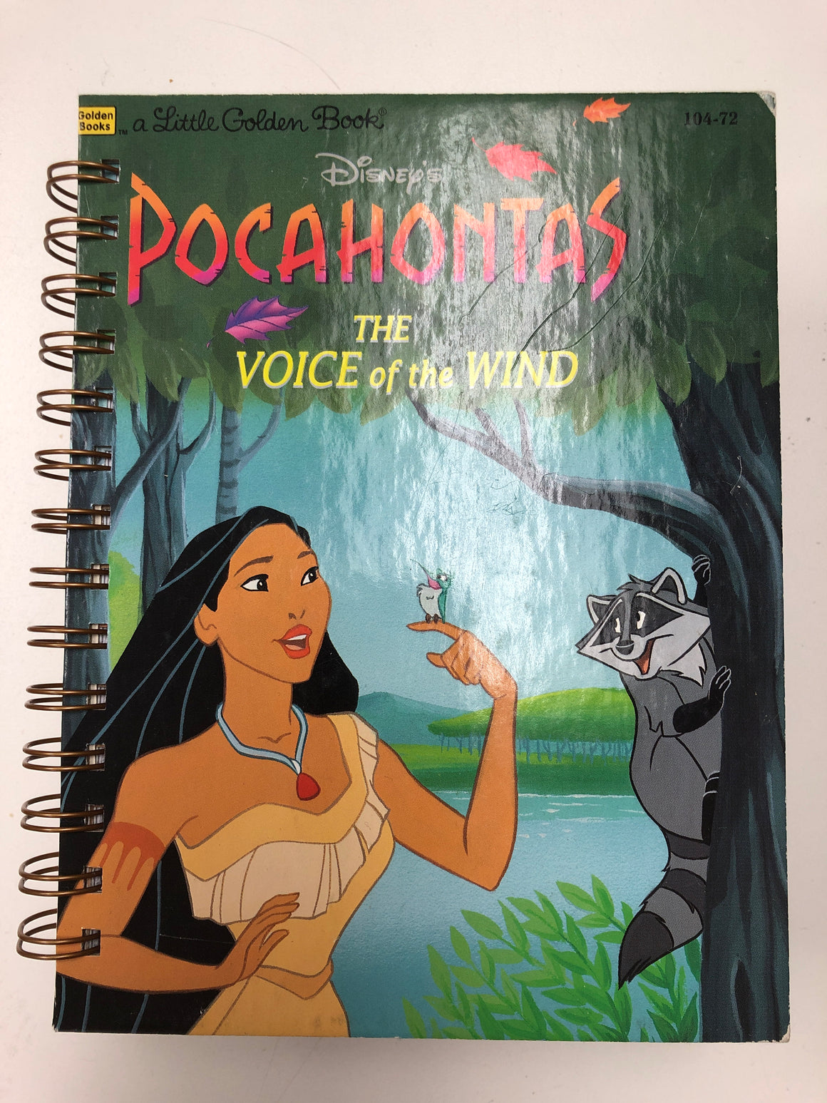 Pocahontas - The Voice of the Wind-Red Barn Collections