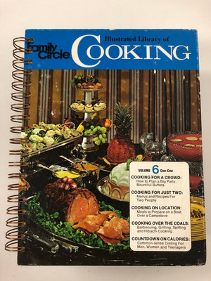 Illustrated Library of Cooking-Red Barn Collections