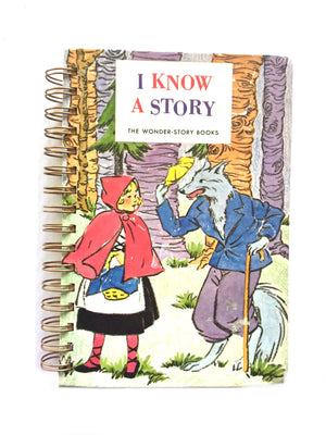 I Know A Story-Red Barn Collections