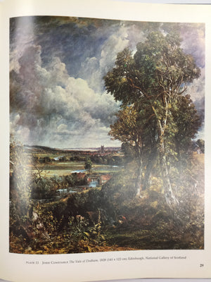 British Landscape Painting 19th Century-Red Barn Collections