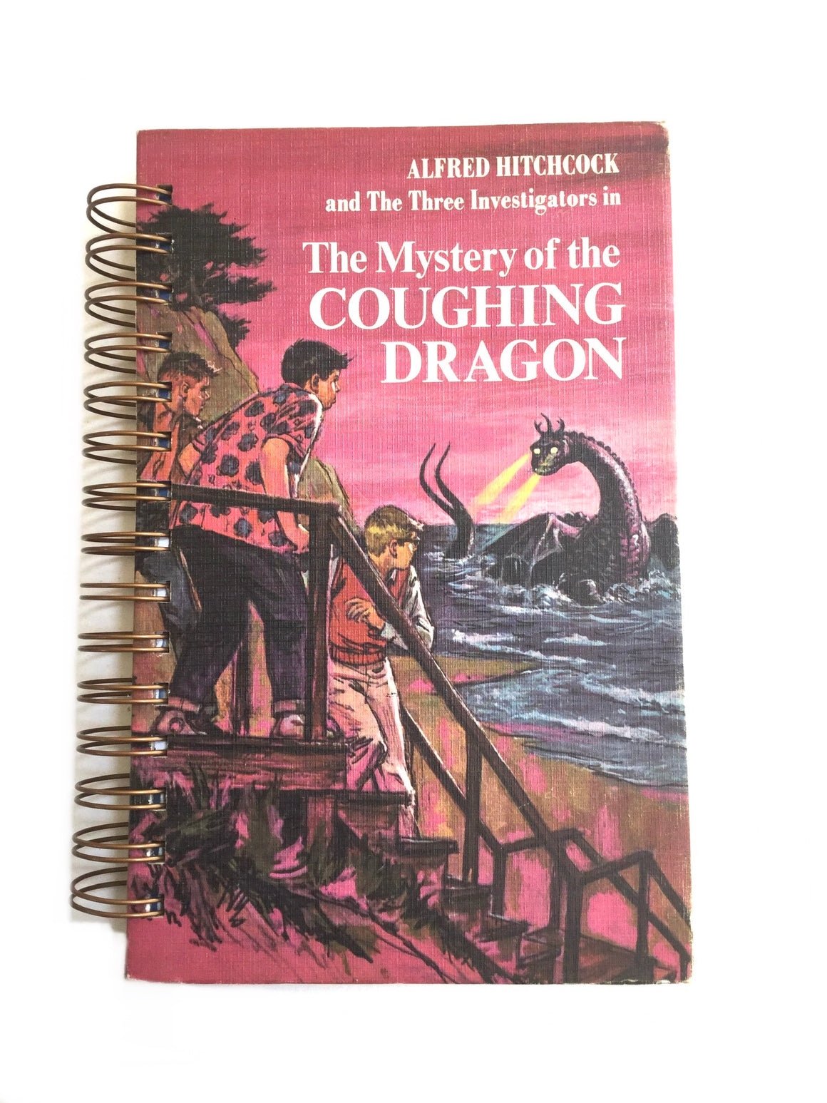 Alfred Hitchcock's The Mystery of the Coughing Dragon-Red Barn Collections