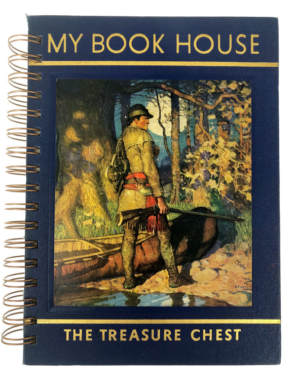 My Bookhouse - The Treasured Chest-Red Barn Collections