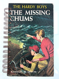 The Hardy Boys #04 - The Missing Chums-Red Barn Collections