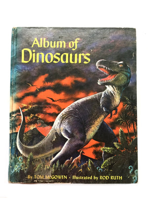 Album of Dinosaurs-Red Barn Collections