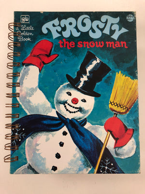 Frosty the snow man-Red Barn Collections