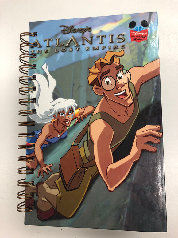 Atlantis: The Lost Empire-Red Barn Collections