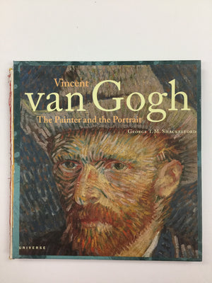 Vincent Van Gogh The Painter and the Portrait-Red Barn Collections
