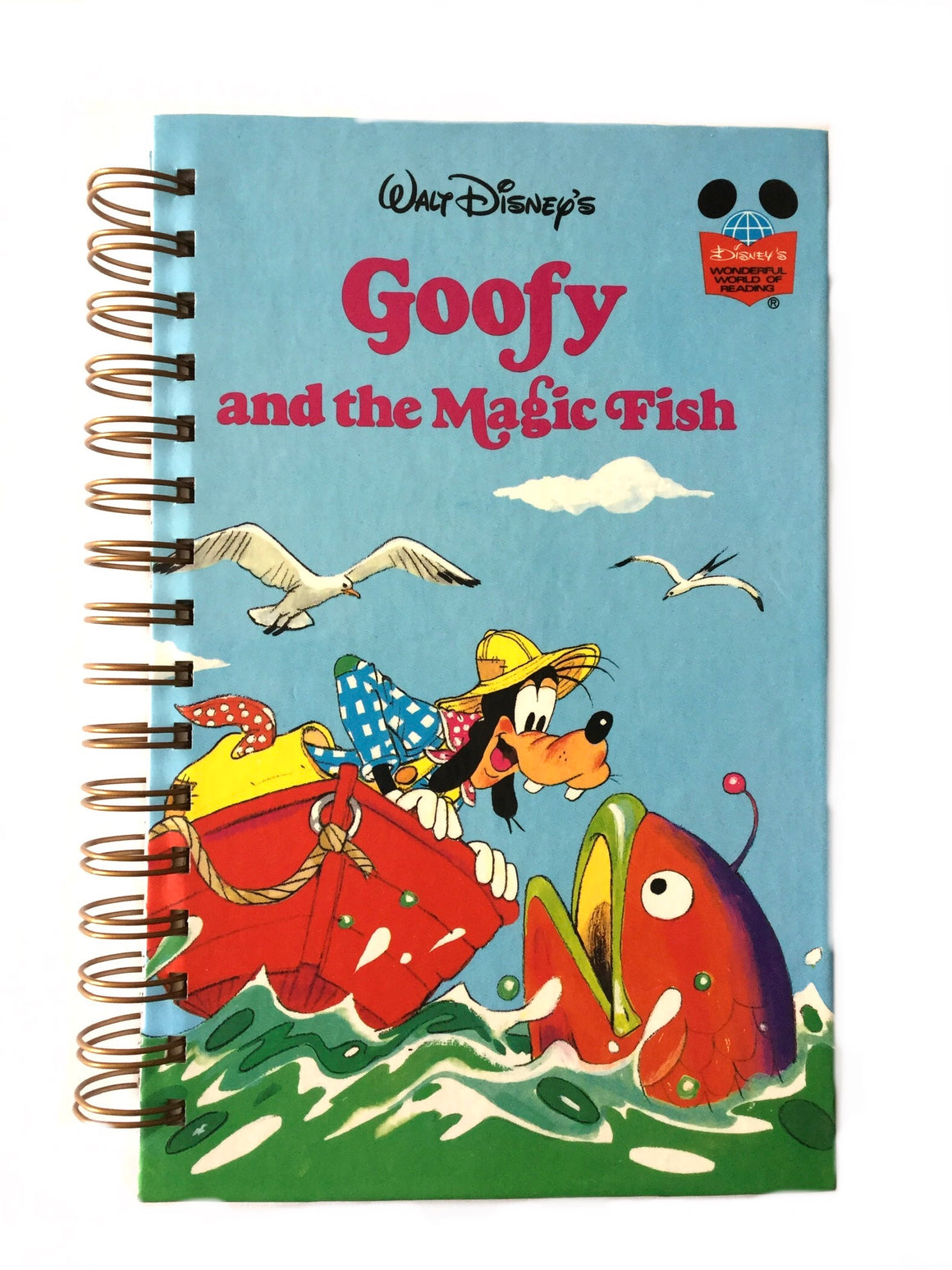 Goofy and the Magic Fish-Red Barn Collections