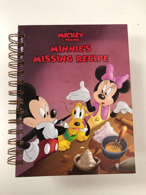 Minnie's Missing Recipe-Red Barn Collections