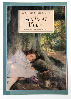 A Child's Treasury of Animal Verse-Red Barn Collections