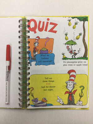 The Cat's Quizzer-Red Barn Collections