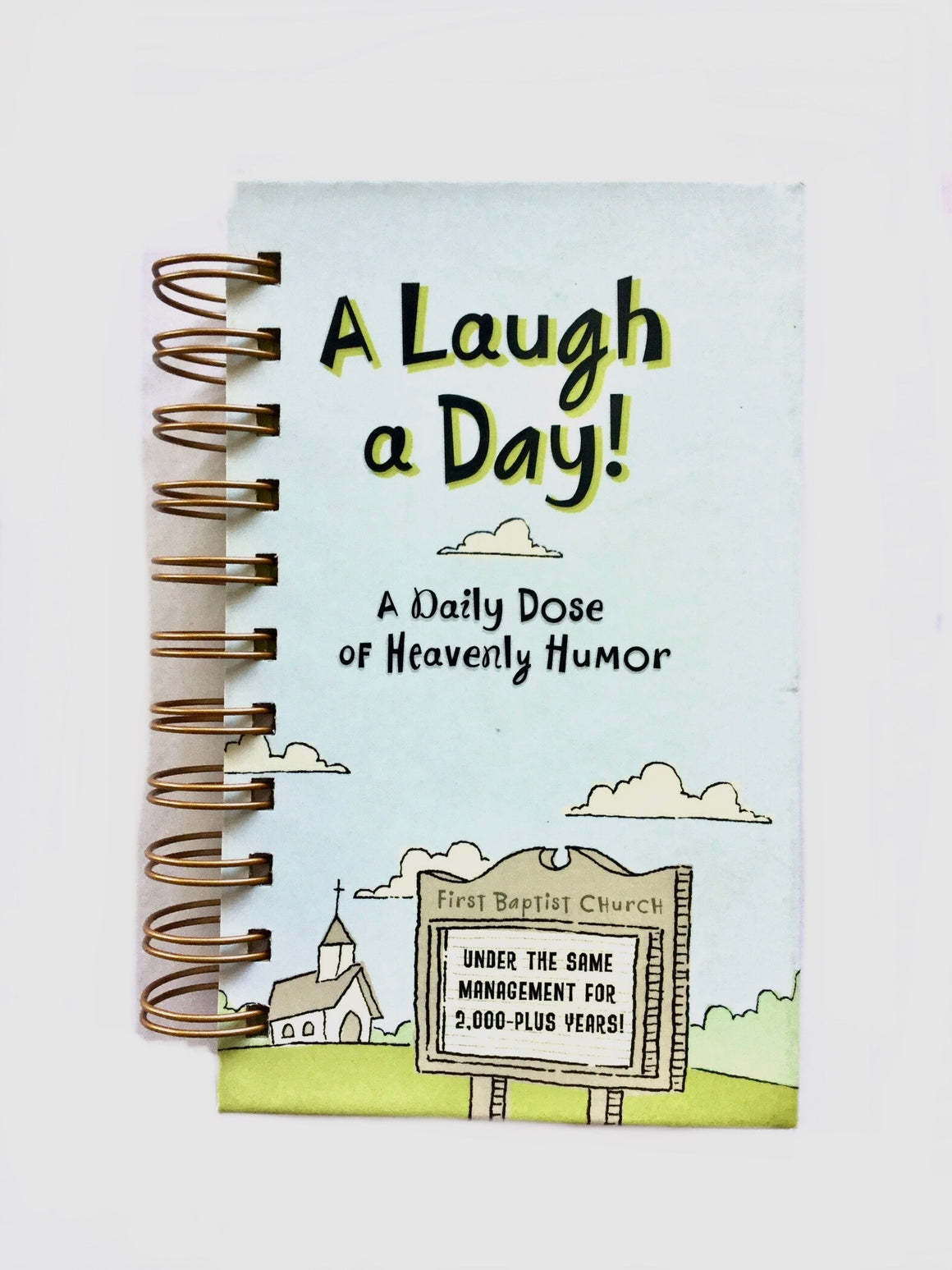 A Laugh a Day! Heavenly Humor-Red Barn Collections