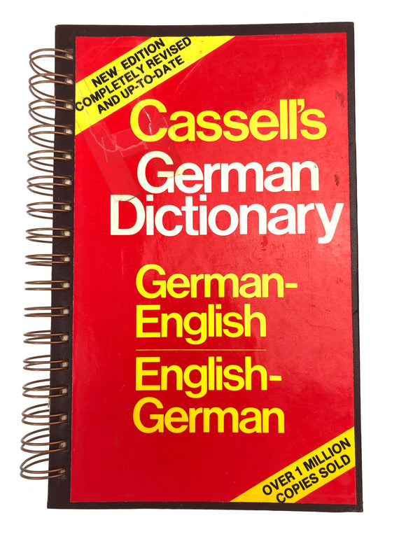 Cassell's German Dictionary-Red Barn Collections