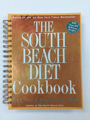 The South Beach Diet Cookbook-Red Barn Collections