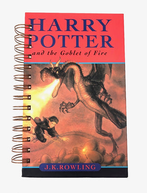 Harry Potter and the Goblet of Fire - British Version-Red Barn Collections