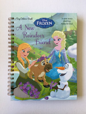 Frozen: A New Reindeer Friend-Red Barn Collections