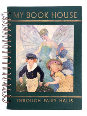 My Book House - Through Fairy Halls-Red Barn Collections