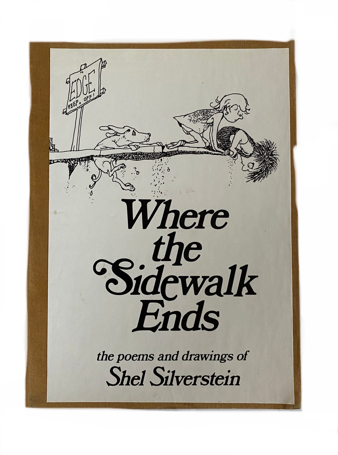 Where the Sidewalk Ends by Shel Silverstein-Red Barn Collections