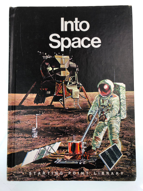Into Space-Red Barn Collections