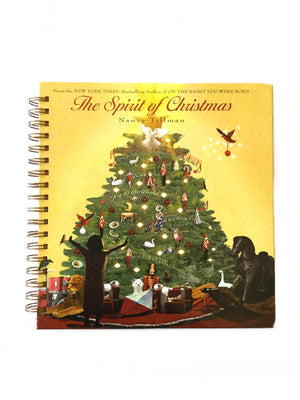 The Spirit of Christmas-Red Barn Collections