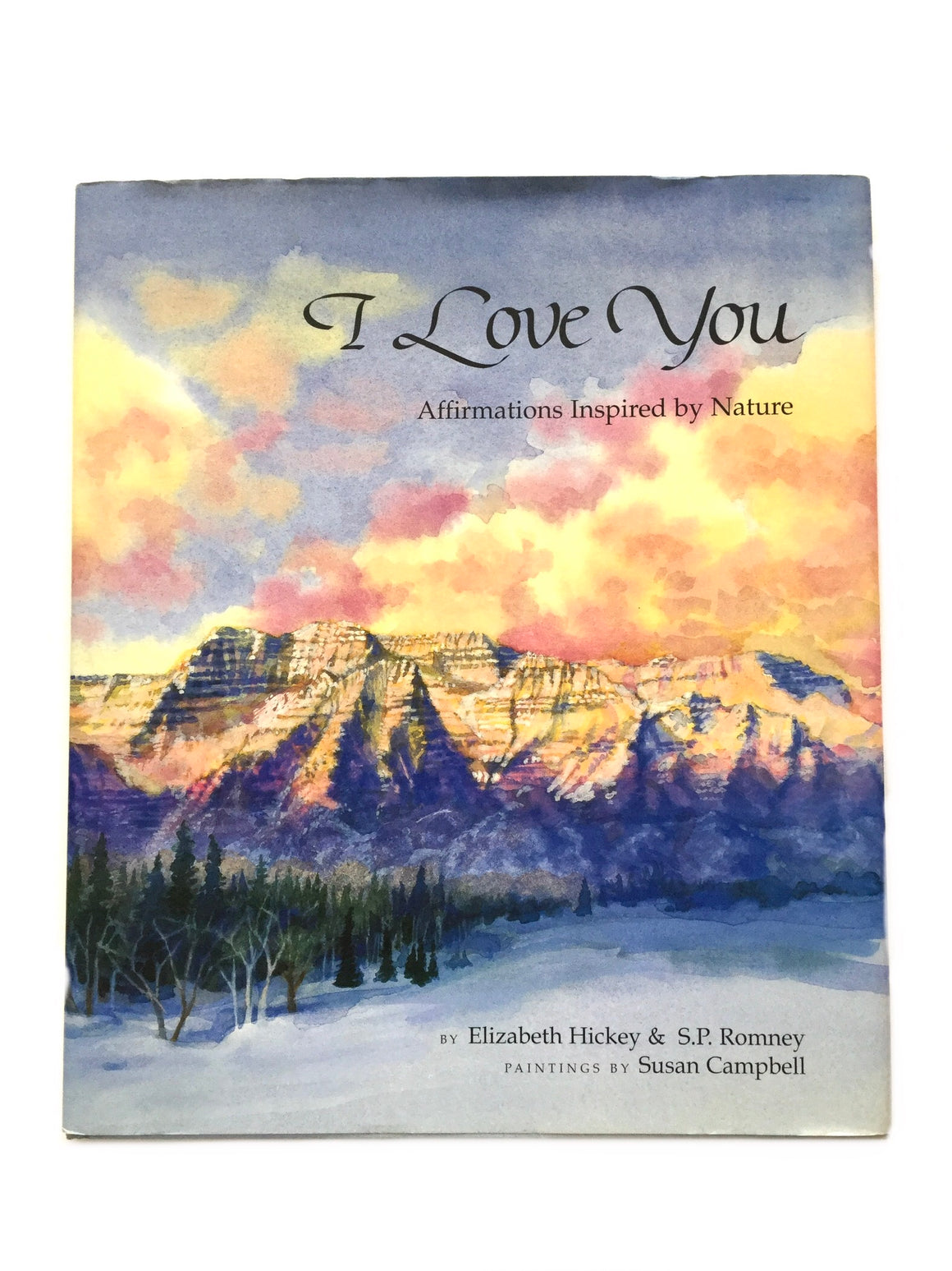 I Love You- Affirmations Inspired by Nature-Red Barn Collections