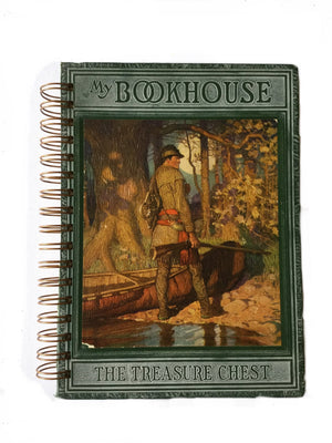 My Bookhouse - The Treasure Chest-Red Barn Collections