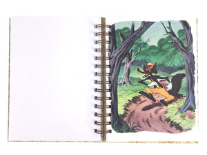 Walt Disney's Three Little Pigs Journal-Red Barn Collections