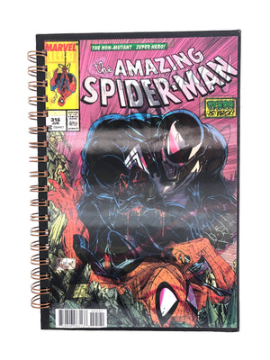 Spider Gwen #25 Comic Journal-Red Barn Collections