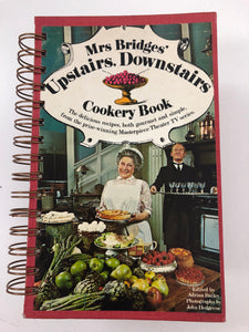 Mrs Bridges' Upstairs Downstairs Cookery Book-Red Barn Collections