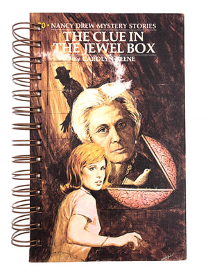 Nancy Drew #20 - The Clue in the Jewel Box (vintage)-Red Barn Collections