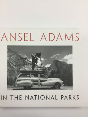 Ansel Adams In National Parks-Red Barn Collections