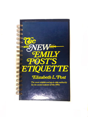 Emily Post's Etiquette-Red Barn Collections