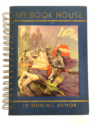 My Bookhouse - In Shining Armor-Red Barn Collections
